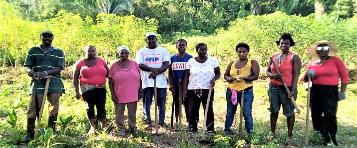 Seguridad alimentaria y  rescate de la cultura Garífuna en la comunidad de Cusuna, Iriona, Colon, Honduras