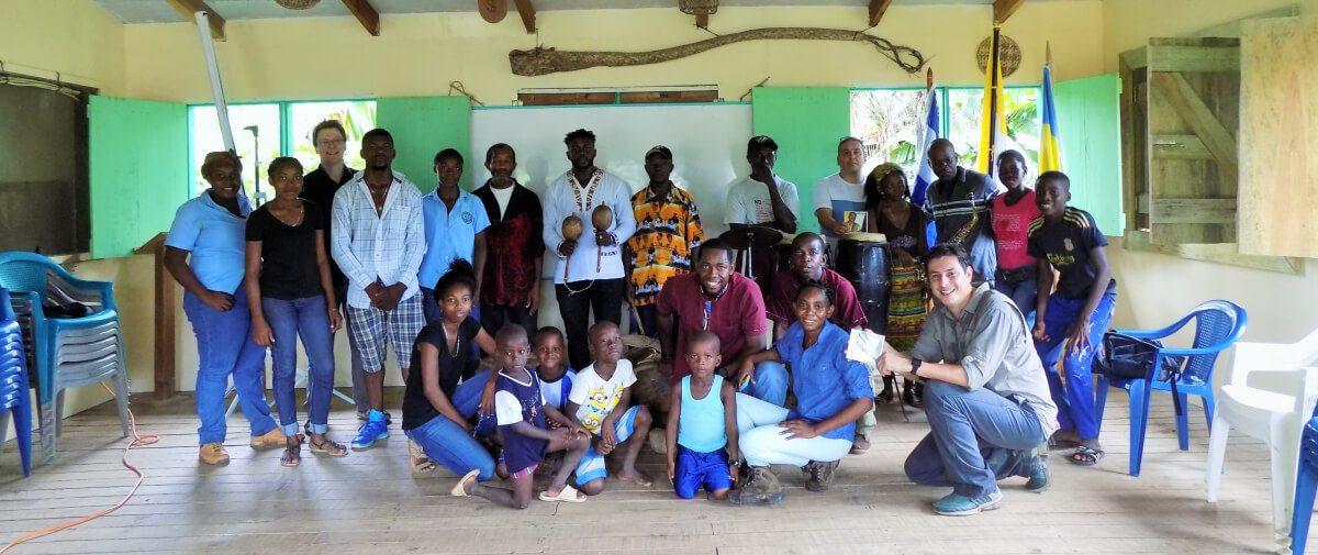 KfW y ACICAFOC: Apoyando La Interculturalidad Y El Rescate Ancestral Musical.