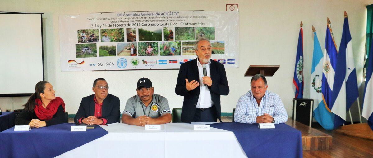 Taller Regional sobre Cambio Climático y su Impacto en la Agricultura Familiar, la Agrobiodiversidad y los Ecosistemas.