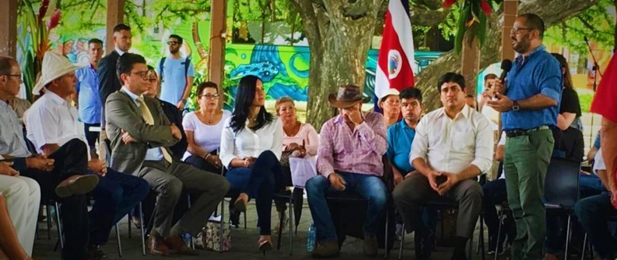 Plan de Gestión Agropecuaria en el Cantón de Mora,  acompañado de los principales resultados del SubProyecto
