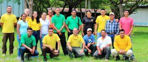 Participación de ACICAFOC en la Reunión estrategia de desarrollo con identidad-economía indígena.