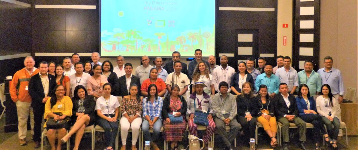 Taller Intercambio Regional sobre Capacidades REDD+  Panamá 17 y 18 de setiembre