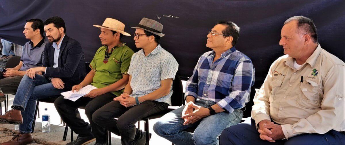 Articulando Acciones para Fortalecer Los Pueblos Indígenas, Municipio de Tacuba, Ahuachapán, El Salvador.