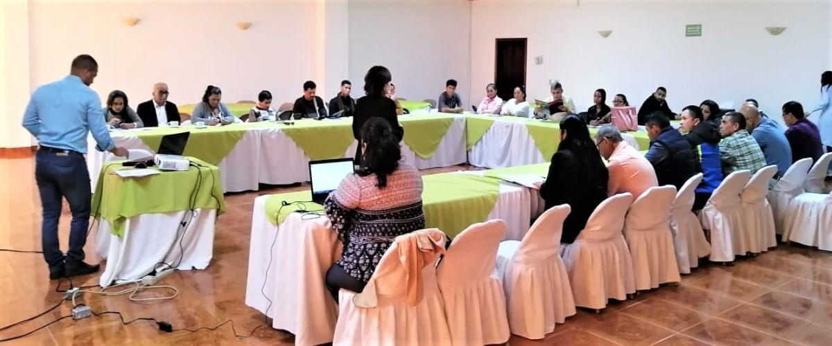 Pueblos originarios, afrodescendientes y organizaciones de la sociedad civil fortalecen sus capacidades en la estrategia REDD+