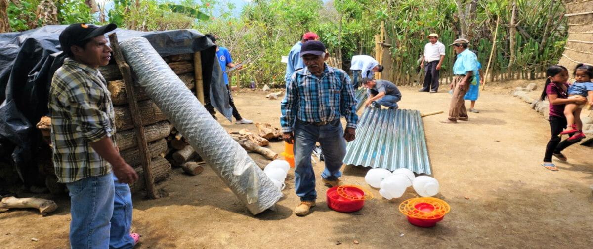 Priorizando La Seguridad Alimentaria De Los Pueblos Originarios De Tacuba, Ante La Pandemia Covid-19