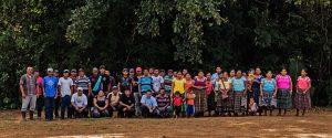 Empoderamiento y Difusión de la estrategia REDD+ en Guatemala