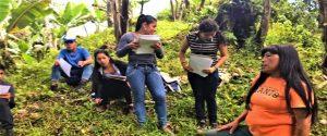 Sequía pone en riesgo la seguridad alimentaria de los habitantes de El Santuario en Choluteca Honduras