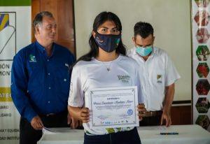 Entrega de los certificados